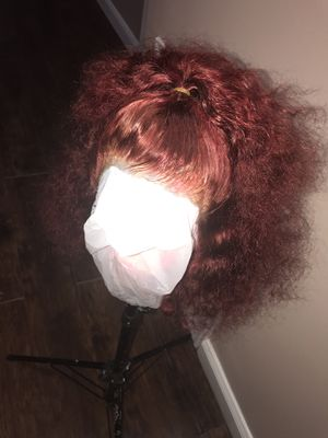 Handmade custom colored lace frontal wig for Sale in Washington, DC