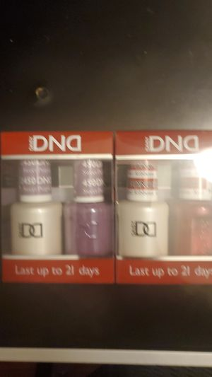 DND Gel Nail Polish for Sale in South Gate, CA