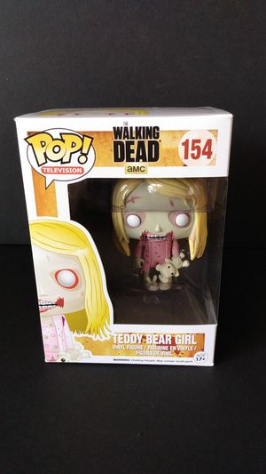 Funko Pop! Vaulted Teddy Bear Girl for Sale in Federal Way, WA