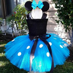 Blue Minnie Mouse tutu dress for Sale in Los Angeles, CA
