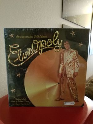 Elvisolpoy Gold Edition for Sale in Las Vegas, NV