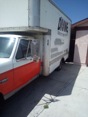 994 box truck for Sale in Las Vegas, NV