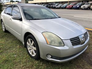 2004 Nissan Maxima for Sale in Hollywood, FL
