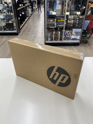 HP Laptop 15-da0012dx brand new for Sale in Fountain Valley, CA