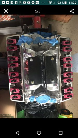 Chevy Stroker motor new for Sale in San Jacinto, CA