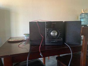 Mini Stereo System for Sale in Phoenix, AZ