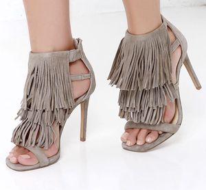 Steve Madden fringe heels for Sale in Albany, NY
