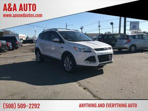 2014 Ford Escape for Sale in Fairhaven, MA