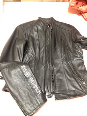 Harley Davidson jacket for woman for Sale in La Puente, CA