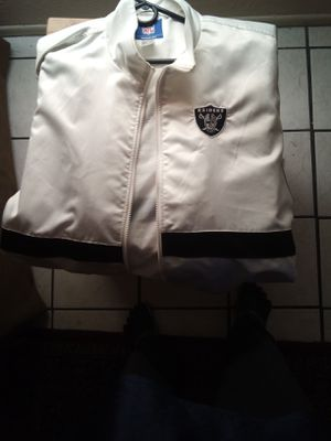 Raiders Reebok NFL jacket for Sale in Phoenix, AZ
