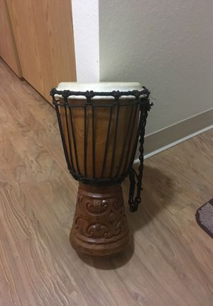 Sageman Mini Djembe for Sale in Seattle, WA