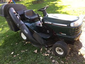 Craftsman tractor/mower for Sale in Lemont, IL