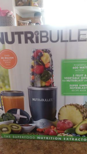 Nutri Bullet blender for Sale in Hawthorne, CA