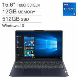 """Lenovo IdeaPad 5 15.6"""" FHD Touch Laptop Intel i7-1165G7 12GB DDR4 512GB SSD - Brand New for Sale in Portland,  OR"""