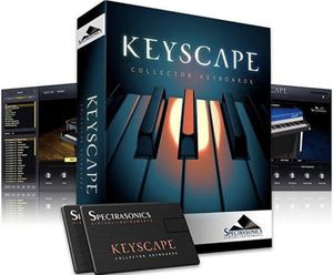 Spectrasonics Keyscape. Virtual Instrument Software (WINDOWS ONLY). Fast Delivery for Sale in Miami, FL