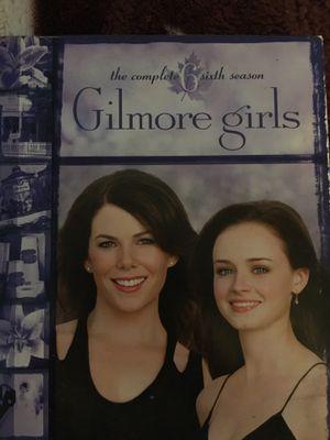 Gilmore Girls Complete 6th Season for Sale in Peoria, IL