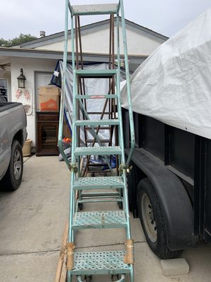 Industrial style ladder for Sale in San Diego, CA