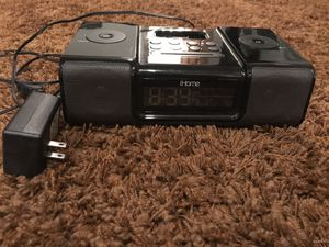 Clock and radio for Sale in Henderson, NV