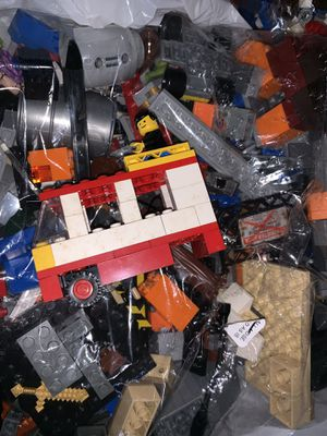 Vintage huge bag of LEGO toys collectibles for Sale in Bell Gardens, CA