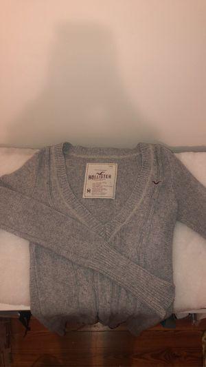 Grey Hollister Sweater for Sale in Scottsville, VA