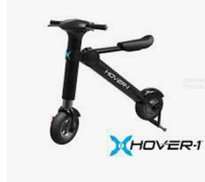 HOVER-1 ELECTRIC SCOOTER BIKE E-BIKE NEW IN BOX FOLDING E BIKE RETAILS FOR 700 SPECIAL PRICE 399 for Sale in Anaheim, CA