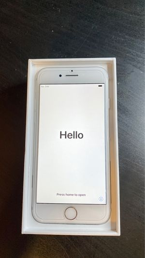IPHONE 7, 32GB, SILVER, AT&T for Sale in Tracy, CA