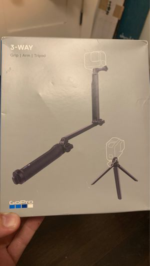 GoPro 3 Way Tripod/Grip/Arm for Sale in Los Angeles, CA