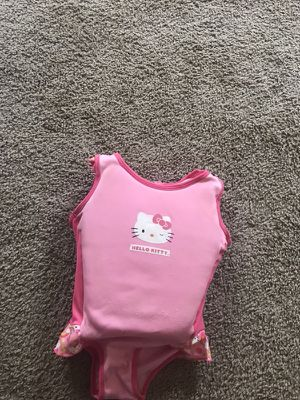 Hello kitty swim vest for Sale in Sanford, FL