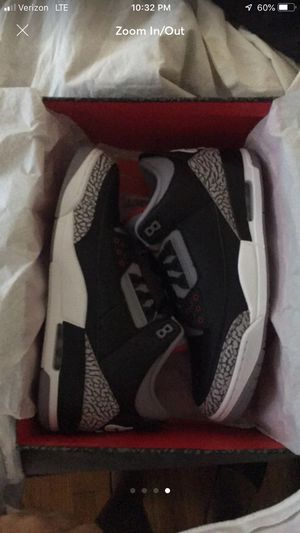 Air Jordan Black Cement 3 deadstock size 13 for Sale in Ewing Township, NJ