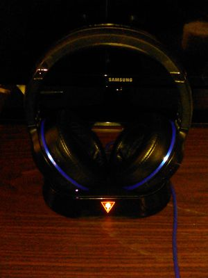 Turtle Beach Ear Force Elite 800x RX Gaming Headset and charger for Sale in Gresham, OR