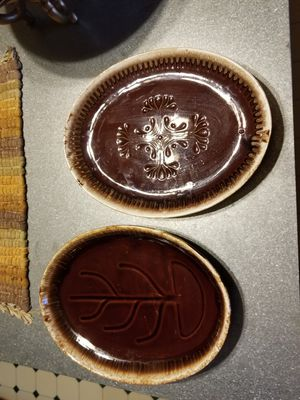 Vintage McCoy 13.5 x 10 inch Oval Platters for Sale in TN, US