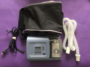 Resmed Sleep Easy Cpap Machine with only 30.8 hours of use for Sale in Miami, FL