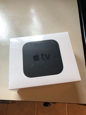 Apple TV 4K 64gb for Sale in Bethesda, MD