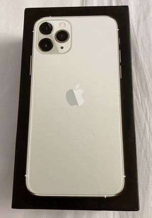 NEW IPhone 11 PRO (Silver/White) Apple Factory Unlocked for Sale in San Diego, CA