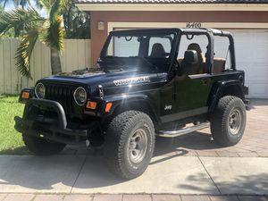 1997 Jeep Wrangler TJ for Sale in Miami, FL