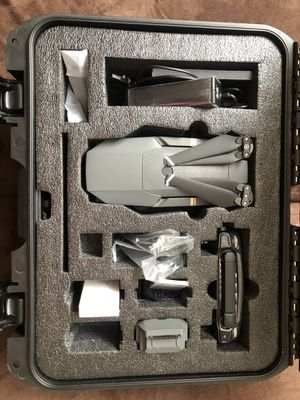 DJI Mavic Pro Folding Drone w/ 4K Stabilized Camera and Extras for Sale in Landover, MD
