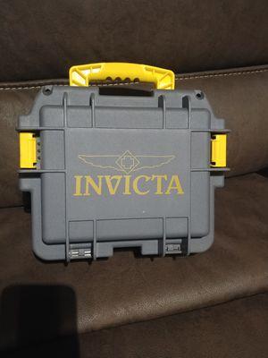 New invicta case for Sale in San Diego, CA