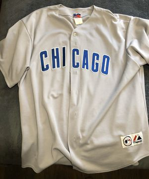 Chicago Cubs authentic road jersey for Sale in Escondido, CA