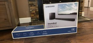 Samsung sound bar!!! Brand new just opened box for Sale in Bothell, WA