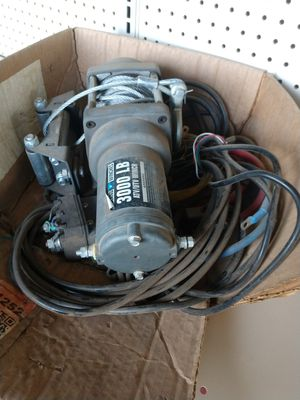 Winch for Sale in Oroville, CA