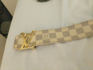 Louis Vuitton real belt for Sale in Boston, MA