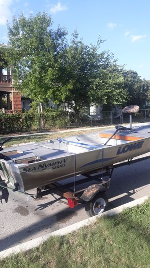 Boat sea nymph V series for Sale in San Antonio, TX