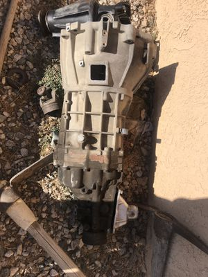 Toyota transmission and ford bumpers for Sale in Phelan, CA