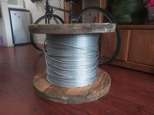 Winch cable 1/2 spool for Sale in Grand Prairie, TX