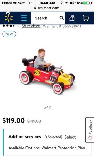 Disney Mickey Roadster Racer for Sale in Van Buren, AR