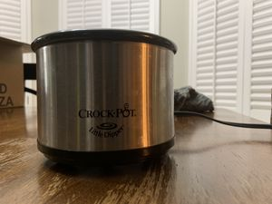 Small crockpot for Sale in Erial, NJ