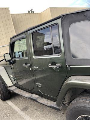 Jeep 2007 wrangle for Sale in Stockton, CA