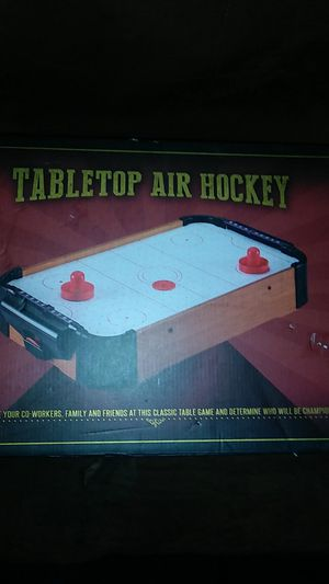 Table air hockey for Sale in Albuquerque, NM
