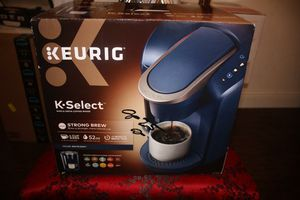 Keurig K-Select Single Serve - Matte Navy for Sale in West Palm Beach, FL
