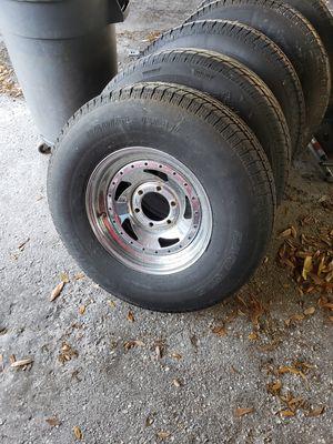 Camper Tires 235/80/16 for Sale in Lutz, FL